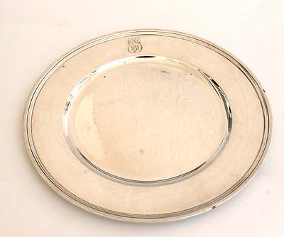 Tiffany & Co Sterling Silver Charger Plate 20 oz