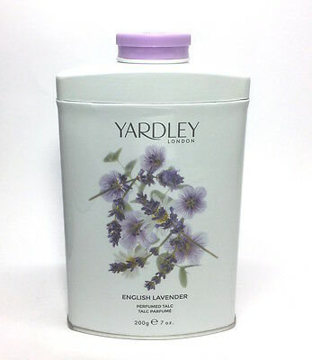 Yardley English Lavender Perfumed Talc 200g Perfumed Talc