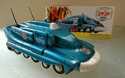 DINKY SPV 104 CAPTAIN  GERRY ANDERSON TV 50th ANNIVERSARY THIS YEAR