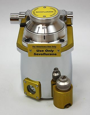 Apollo Tec 3 Style Anaesthetic Vaporizer, Sevoflurane, Cagemount, Screw Fill