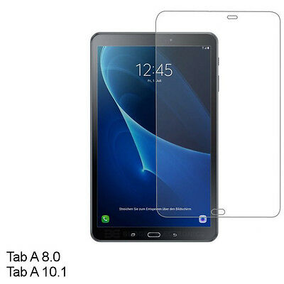 Samsung Galaxy Tab A 8.0 / 10.1 Premium Tempered Glass Screen Protector Canada