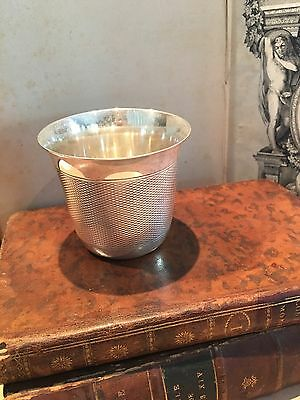 TETARD Sterling Silver CHILD CUP