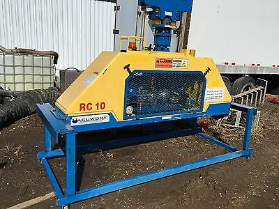 Vacuworx RC10 Pipe Lifter Remote Control 2011 242 Hours
