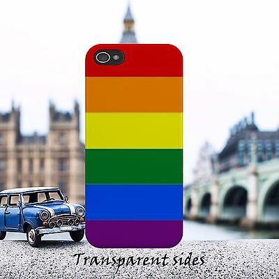Gay Pride One Love Equality Peace Phone Case Cover Fits iPhone and Samsung model