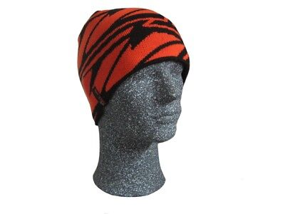 0b7e42143f9 KTM Logo Outline Beanie Knitted Cap Orange Unisex