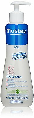 Mustela Hydra Bebe Body Lotion (300ml) (10.14 fl. oz.)