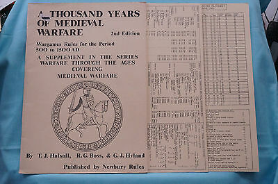 Newbury Rules: A Thousand Years of Medieval Warfare - 2nd Edition