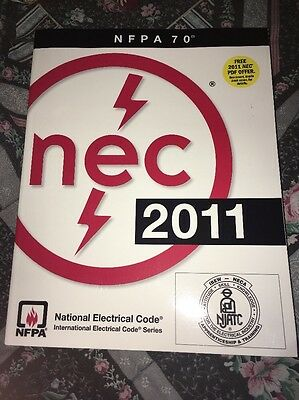 NFPA 70 2011 NEC National Electrical Code Book Paperback soft Cover NEW