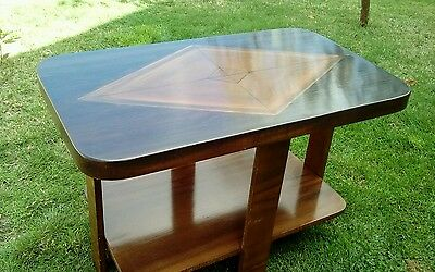 Restored Art Deco Hall/coffee Table