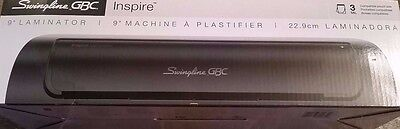 Swingline GBC Laminator, Inspire, Thermal, 9 inch Max Width, Quick Warm-Up
