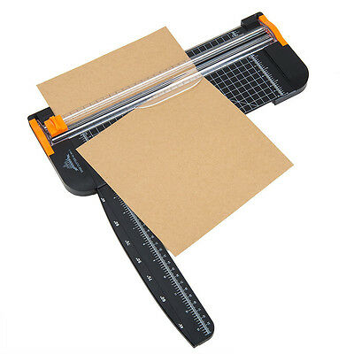 A4 A3 Multifunction Paper Photo Cutter Trimmer Ruler Guillotine Cutting Style B5