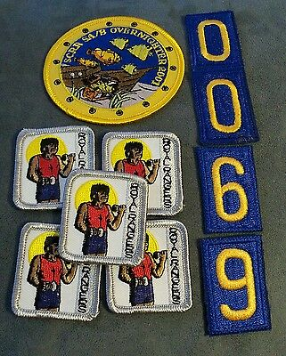 Royal Rangers Sew-on  Patches lot of 10 - NEW