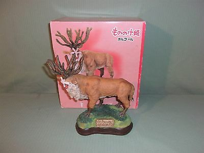 Walt Disney The Princess Mononoke Deer God Forest Spirit Music Box Figurine
