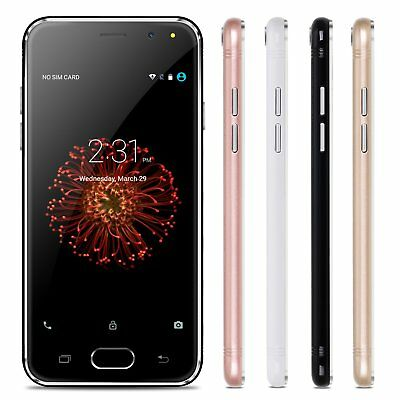 4.5 Inch XGODY Smartphone 4Core+2SIM Unlocked 8GB Android 5.1 Mobile phone 3G/2G