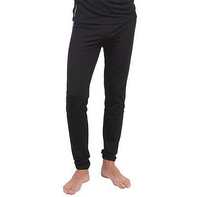 Turcano Urbano Polo Sud 671 - Thermal Undertrousers Black - XXL