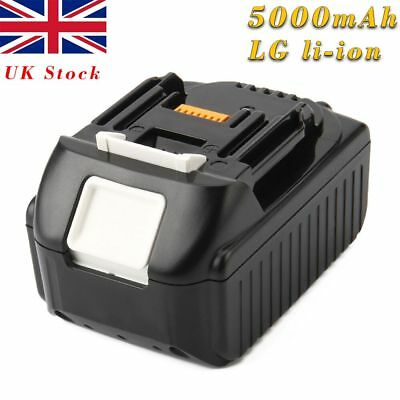 18V 5.0Ah BL1840B Li-ion Battery for Makita BL1815 BL1820 BL1830  BL1835 BL1850