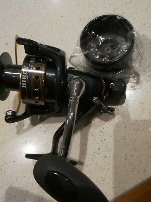 1 Brand new bait feeder fishing reel J3 60FR 9+1 ball bearings bait feeder$45