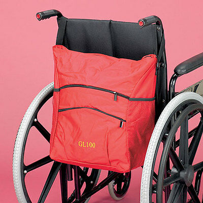 Pattersons Wheelchair Bag - RED