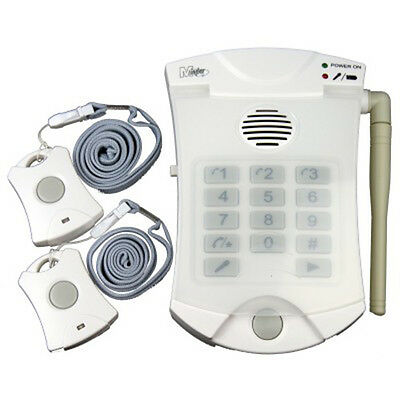Family and Friends Auto Dialling Panic Alarm