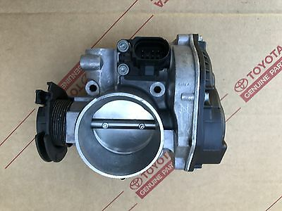 New Genuine Vdo 408-236-212-004Z Throttle Body - Audi / Skoda / Vw
