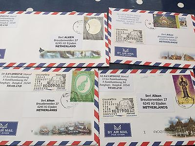 World 1/2 kilo hoard of letters/fdc's many with superb stamps on them, lovely!!