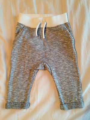 Next Baby Boys Joggers Size 6-9 Months