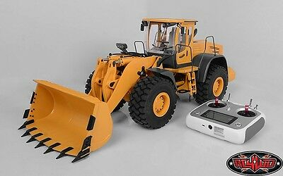 RC4WD 1/14 Scale Earth Mover 870K Hydraulic Wheel Loader RC4VVJD00013