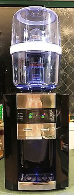 Bench Top Water Cooler Dispenser Hot & Cold With Water Bottle Filter