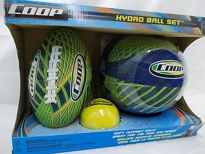 Coop Hydro Ball Set