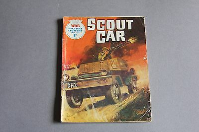 WAR PICTURE LIBRARY No 484 Scout Car