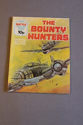 Battle Picture Library no 969 - THE BOUNTY HUNTERS