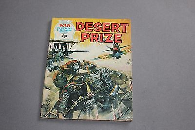 WAR PICTURE LIBRARY No 938 Desert Prize