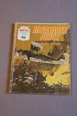 Battle Picture Library no 691 - Albacores Away