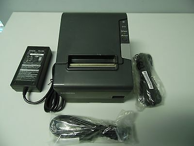 Epson TM-T88V M244A Thermal Receipt Printer, Autocutter, DB9 Serial Port