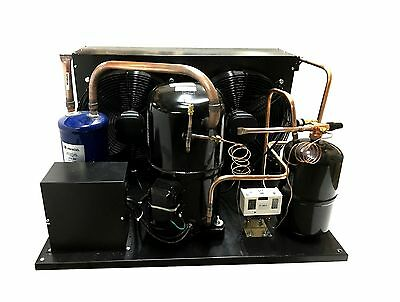 Indoor LD AVA2512ZXN Condensing Unit 3 HP, Low Temp, R404A, 220V/1PH (USA)