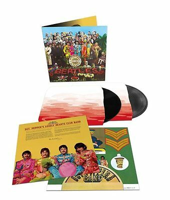 The Beatles - Sgt. Pepper's Lonely Heart Club Band (2LP Deluxe 2017)