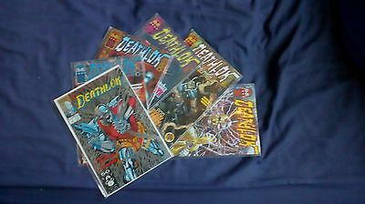 x6 Deathlok by Marvel Comics and Marvel Tech Issues #1 #3 #4 #6 #7 #8 Sealed!!!