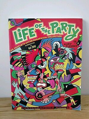 LIFE OF THE PARTY Complete Autobiographical Collection Mary Flannel paperback