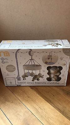 Mothercare Bear and Friends Cot Mobile