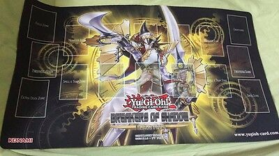 Yu-Gi-Oh Breakers of Shadow Sneak Peek Playmat