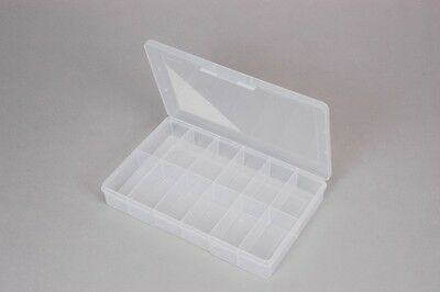 Fischer 12 Compartment - Large Storage Box