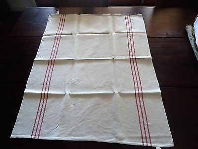 French vintage traditional style farmhouse teatowel