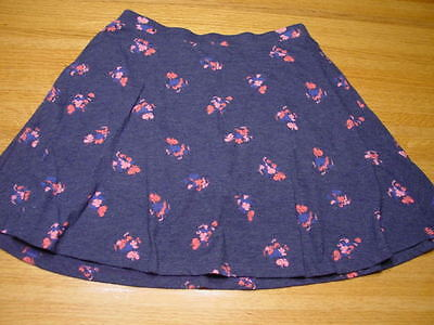 Old Navy Girls Knit Floral Print Skort   Size Xl 14