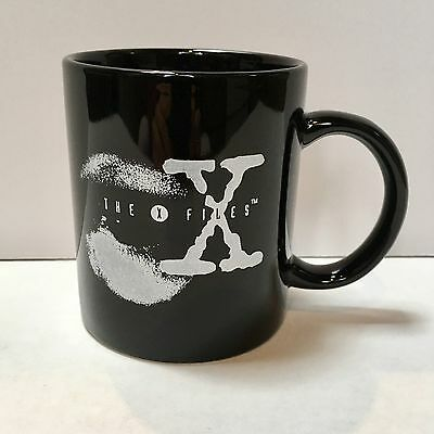 X-Files Coffee Mug Original Truth Out There Trust No One Mulder Scully Alien Cup