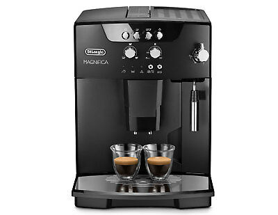 DeLonghi ESAM04110B Magnifica Fully Automatic Coffee Maker - Black - RRP $899.00