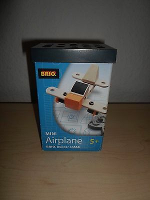 Brio® Builder 34558 Airplane OVP