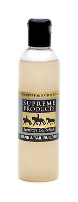 Supreme Products MANE AND TAIL BUILDER Repair And Encourage Hair Growth 250ml