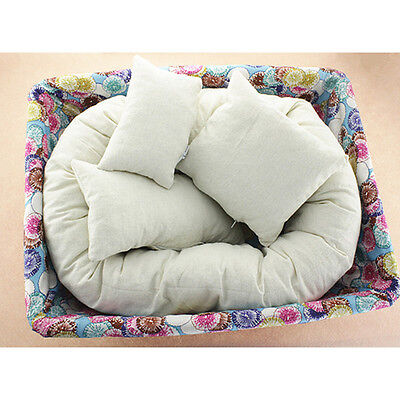Baby Newborn Photography Prop Modeling pillow Photo Prop Wheat Ring Circle
