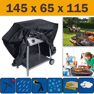 Waterproof Outdoor Garden Patio BBQ Cover Storage Protection Rain Square UK STOC