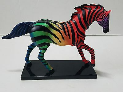 Trail of Painted Ponies Collectible Figurine 12291 Zorse Retired 1E/2,639